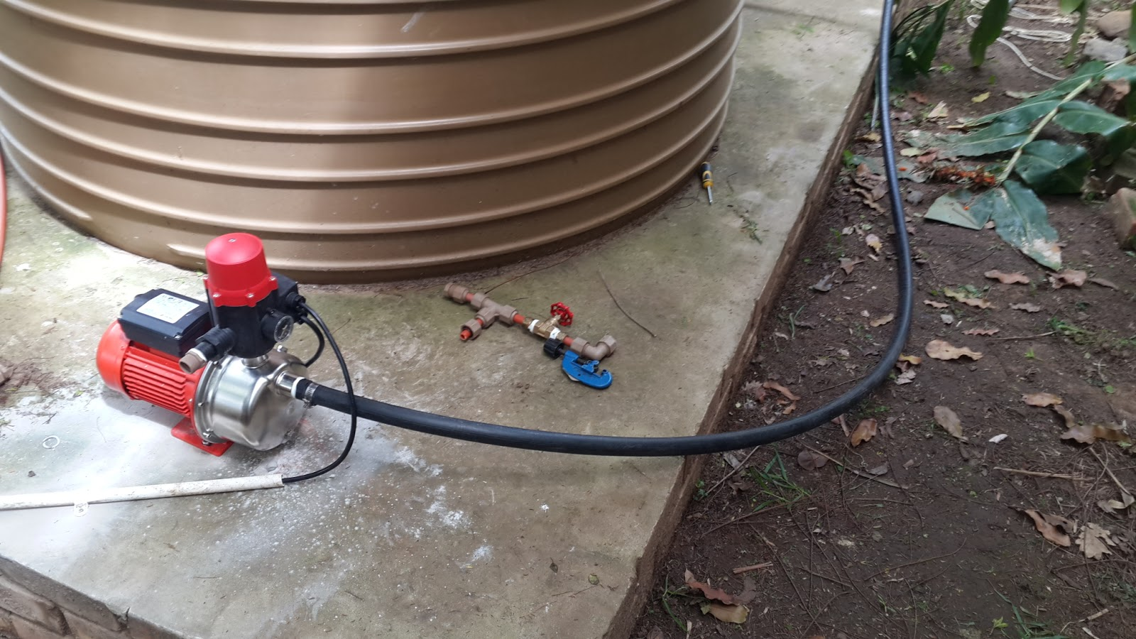 Rainwater Tank Pumps – How to Choose the Right One