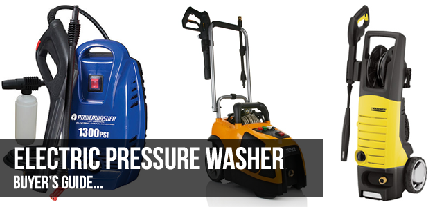 Power Pressure Washers – Types of Pressure Washer Pumps and How to Choose